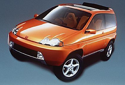 1997 Honda J-WJ