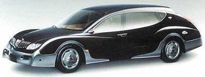 1997 Hyundai SLV