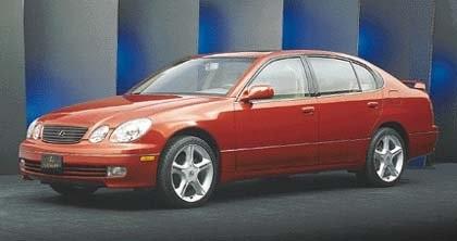 1997 Lexus HPS