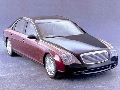 1997 Mercedes-Benz Maybach