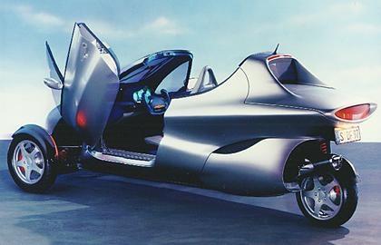1997 Mercedes-Benz F-300 (Life Jet)