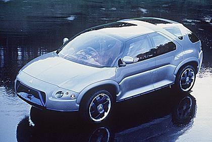 1997 Mitsubishi Tetra