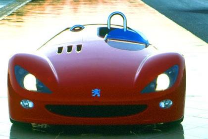 1996 Peugeot Asphalte