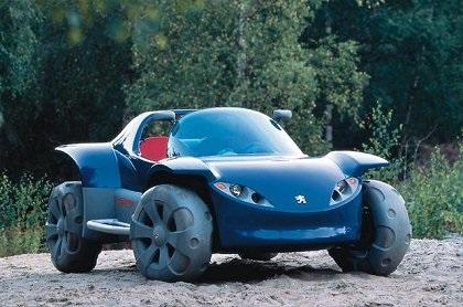 1996 Peugeot Toureg