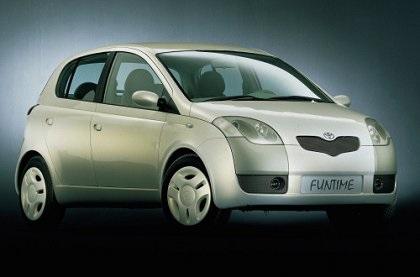1997 Toyota Funtime