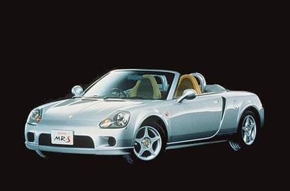 1997 Toyota MR-S