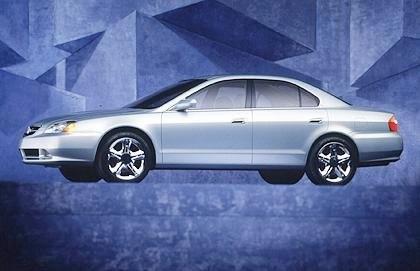 1998 Acura TL-X