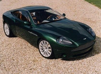 1998 Aston Martin Project Vantage