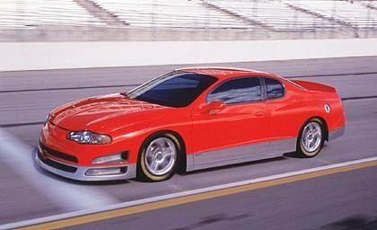 Chevrolet Monte-Carlo Intimidator, 1998