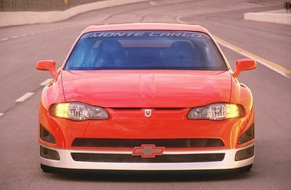 Chevrolet Monte Carlo Intimidator 1998