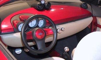 1998 Ford Libre Concepts
