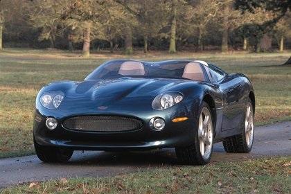 1998 Jaguar XK180