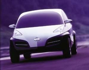 1998 Nissan KYXX
