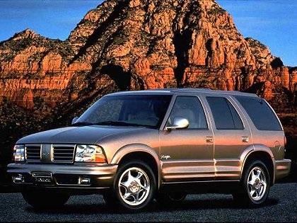 1998 Oldsmobile Bravada X-Scape