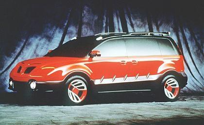 1998 Pontiac Montana Thunder