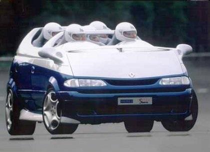 1998 Renault Espider (Sbarro)