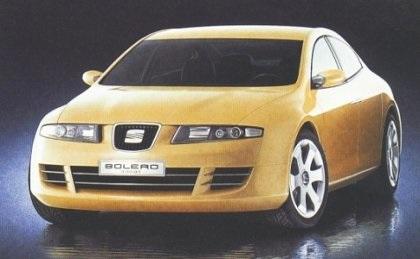 1998 Seat Bolero