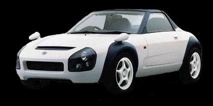 1997 Suzuki C2