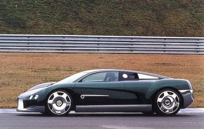 1999 Bentley Hunaudieres - Concepts