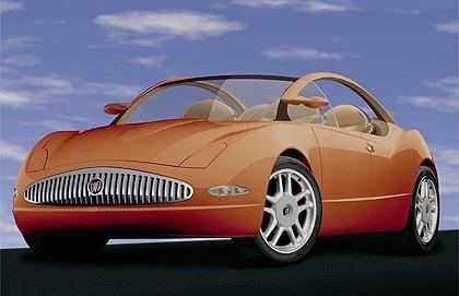 1999 Buick Cielo