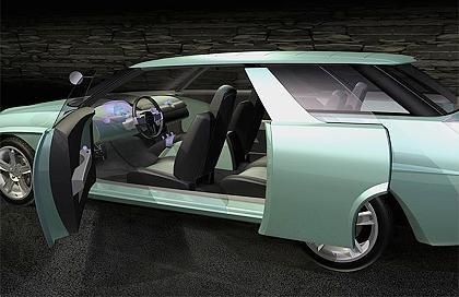 Chevrolet Nomad, 1999