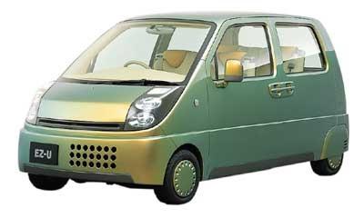 1999 Daihatsu EZ-U