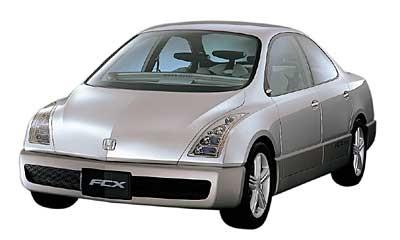 1999 Honda FCX