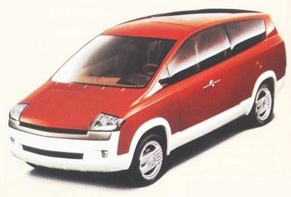 1998 Kia Genesis