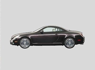 1999 Lexus Sport Coupe
