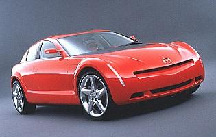 1999 Mazda RX-Evolv