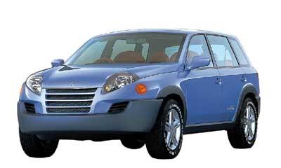 1999 Mitsubishi SUW Active