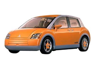 1999 Mitsubishi SUW Advance