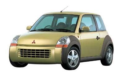 1999 Mitsubishi SUW Compact