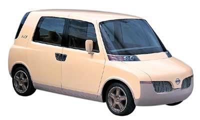 1999 Nissan AXY