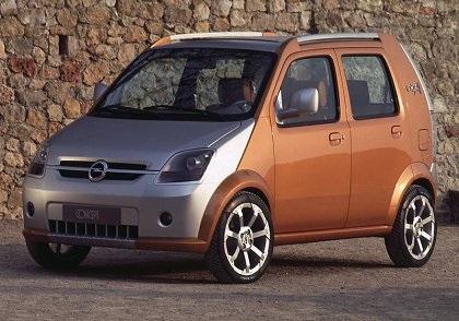 1999 Opel Concept-A