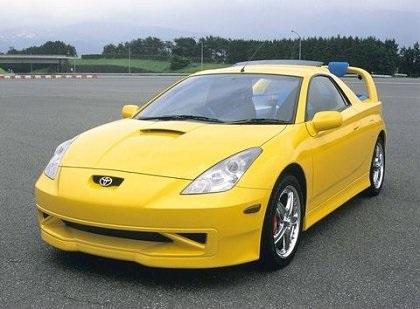 1999 Toyota Celica Cruising Deck