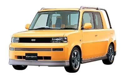 1999 Toyota Open Deck
