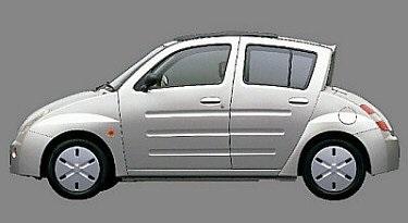 1999 Toyota Will Vi