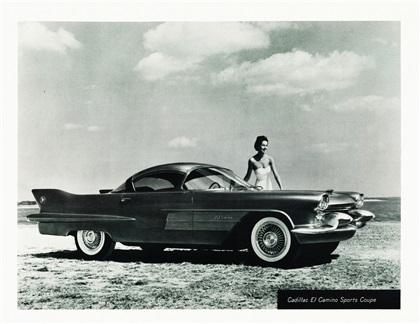 Cadillac El Camino, 1954