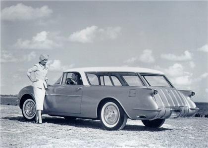 Chevrolet Nomad Motorama Showcar, 1954