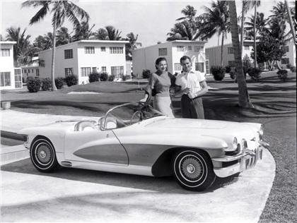 1955 Cadillac La Salle II Roadster