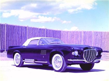 1955 Chrysler Falcon (Ghia)