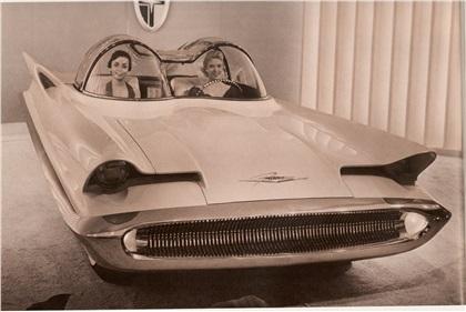 1955 Lincoln Futura Ghia Concepts