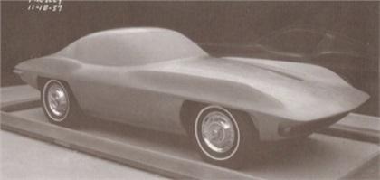 Chevrolet Q Corvette XP-84, 1957