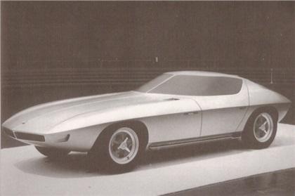 1963 Chevrolet Wedge Corvette