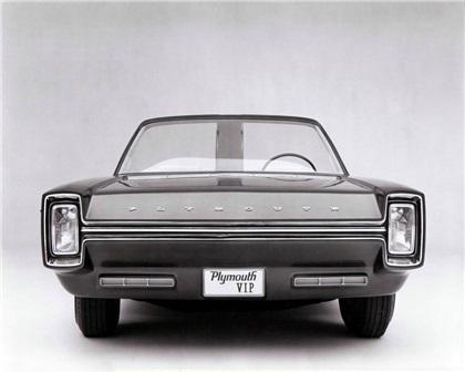 1965 Plymouth VIP