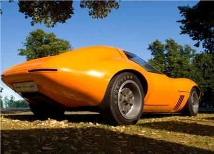 Vauxhall XVR Concept 1966 - GTPlanet