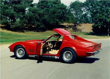 1970 Chevrolet Scirocco Showcar