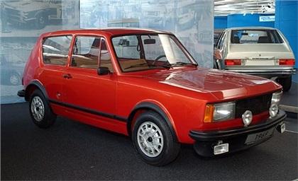 1969 Volkswagen EA276 Golf  Concept