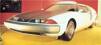 1971 Nissan 216X